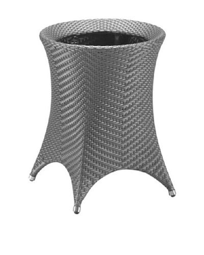 100 Essentials Flora All-Weather 28 Planter, JetsonAs You See