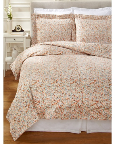 1891 by SFERRA Jinnee Duvet Cover Set [Berry]