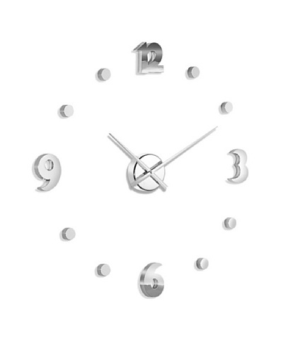 Do It Yourself Metal Wall Clock, 30