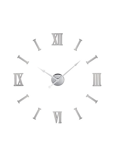 DIY Metal Wall Clock-Roman Numeral, Suggested 18