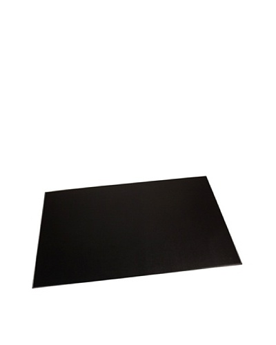 Leather Desk Pad, BlackAs You See