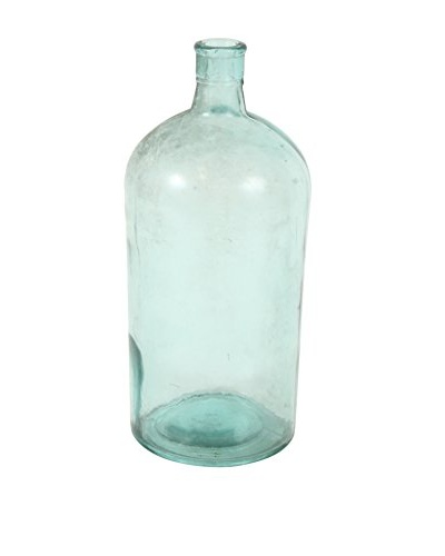 French Apothecary Jar, Blue