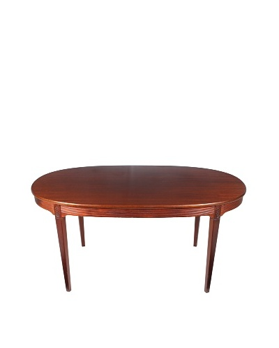 English Coffee Table, Brown
