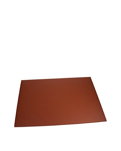 Leather Desk Pad, Cocoa Brown