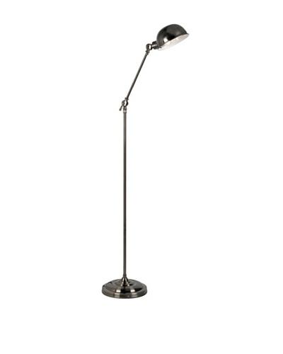Waxlow Floor Lamp, Chrome