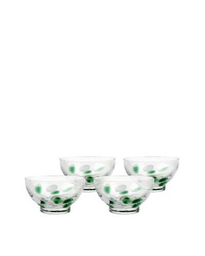 Set of 4 Cloud Bowls