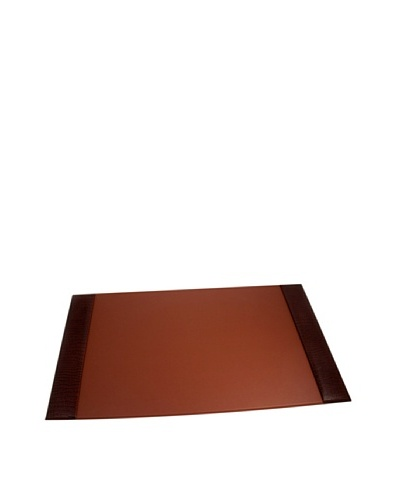 Leather Desk Pad, Brown