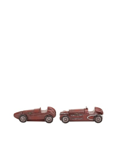 Set of 2 Race Car Boxes