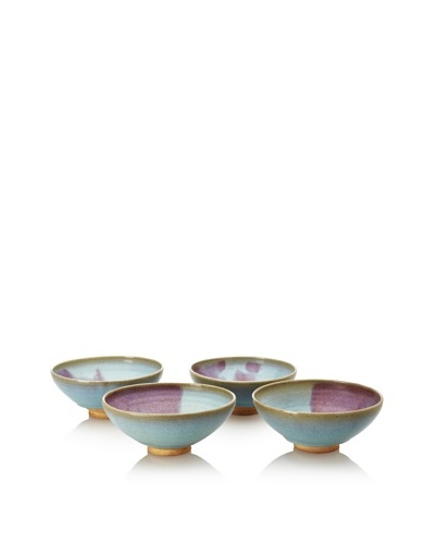 Blue Bowl - Set of 4