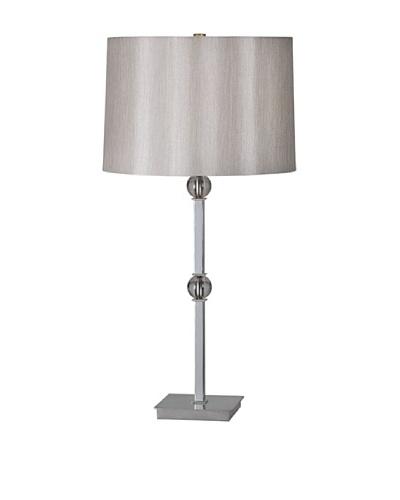 Hazelle Lamp, Silver