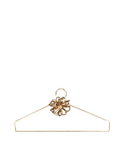 Decorative Gold Metal Hanger