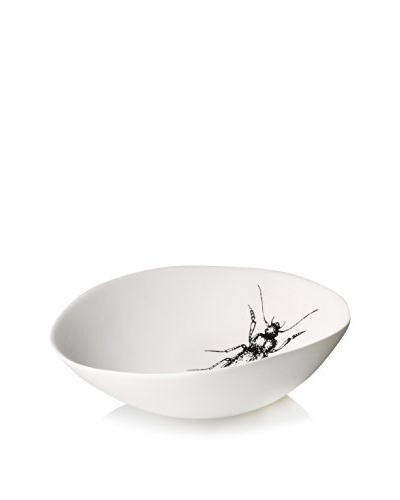 Beetle Porcelain Bowl