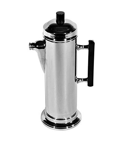 1920s Art Deco Chrome Shaker, Silver