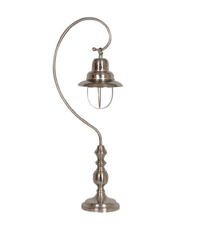 Somerset Table Lamp, Brushed NickelAs You See