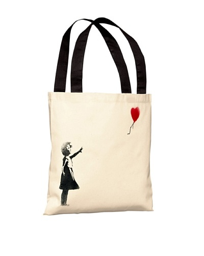 Banksy There is Always Hope I Tote Bag