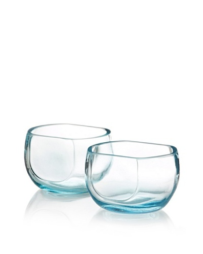 Set of 2 Don Julio Blanco Tequila Bowls