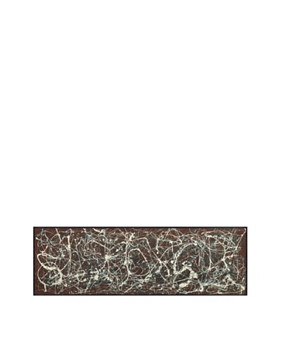 Jackson Pollock Number 13A: Arabesque