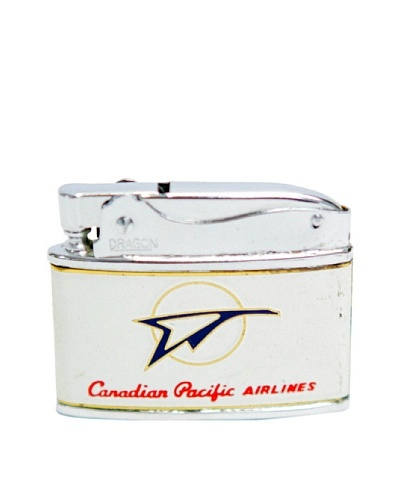 Vintage Circa 1950's Canadian Pacific Airlines Lighter