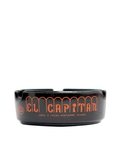 Vintage El Capitan Collectable Ashtray
