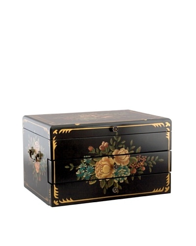 Bouquet Flatware Chest