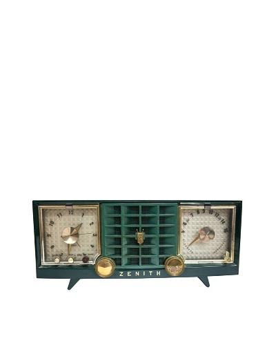 Vintage Zenith Clock Radio