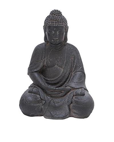 """Uma Sitting Buddha, 20"""""""