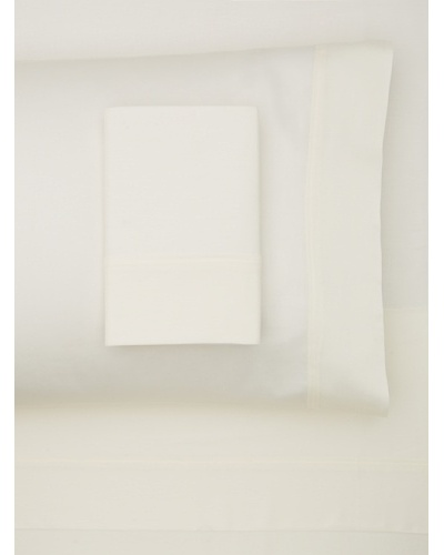 Solid Sateen Sheet Set [Cream]