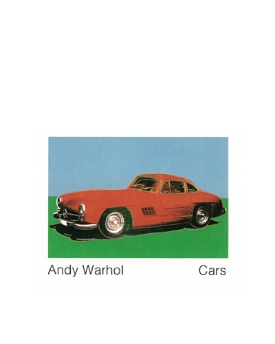 Andy Warhol: 300 Sl Coupe (1954)