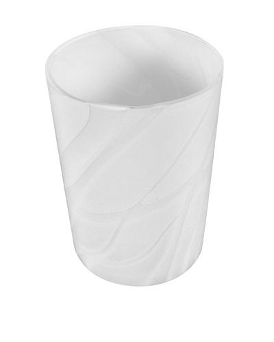 Signed Kosta Boda Vase, White