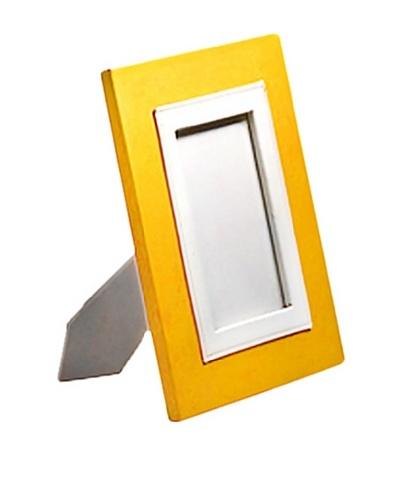 Photo Frame, Yellow, 5 x 7