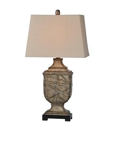 Elliston Lamp, Light Brown