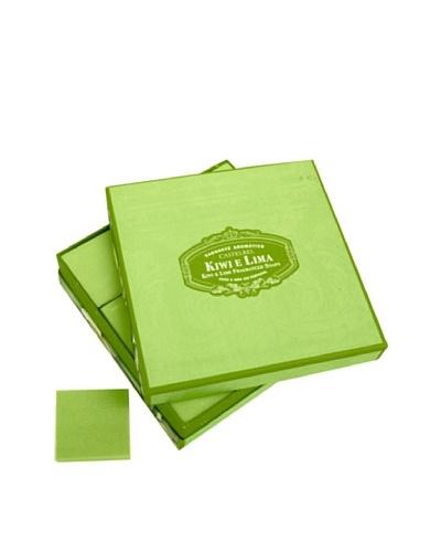 Castelbel Ambiante Kiwi & Lime Guest Soap SetAs You See