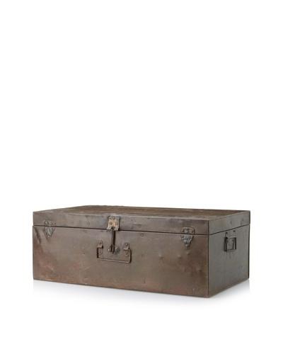Buffalo Box Large, Rust Brown