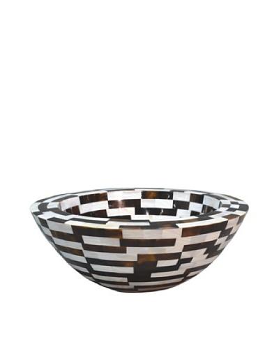 Shell Tile Bowl, Large