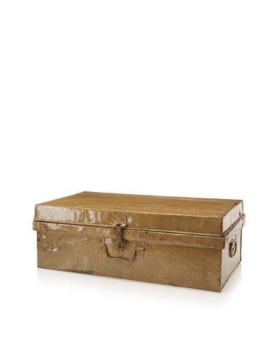 Buffalo Box Large, Pea Green