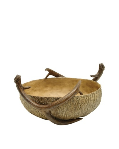 Stag Horn Bowl