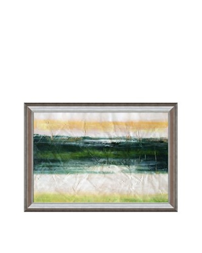 Lisa Carney's Geo Horizon 7 Oil Painting