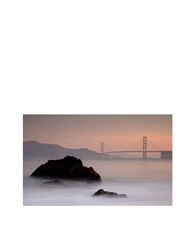 Moises Levy Rocks & Golden Gate Bridge