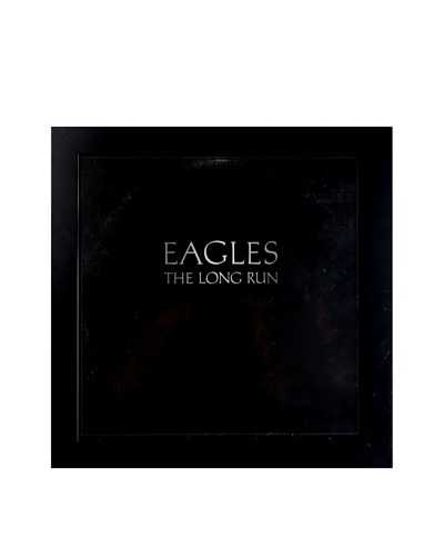 The Eagles: The Long Run Framed Album Cover