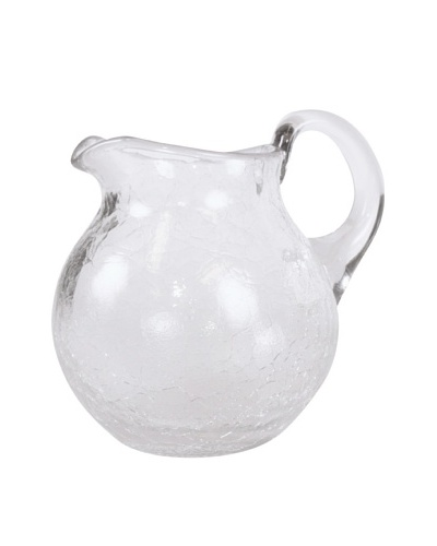 St. Lambert Crystal Pitcher 1962, Clear
