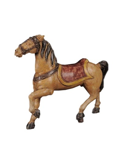 Wooden Walking Horse