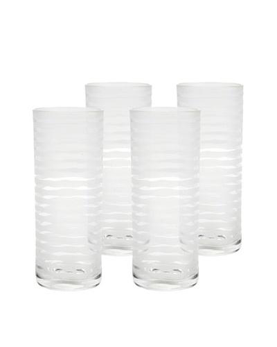 Set of 4 Vienna Highball Glasses
