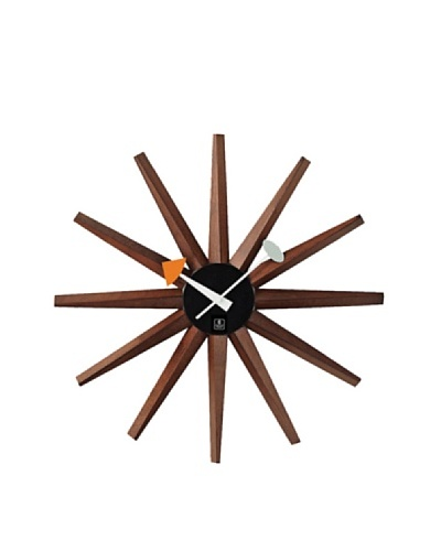 Wooden Wall Clock, 18
