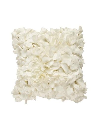 Butterflies Pillow, Cream, 18 x 18As You See