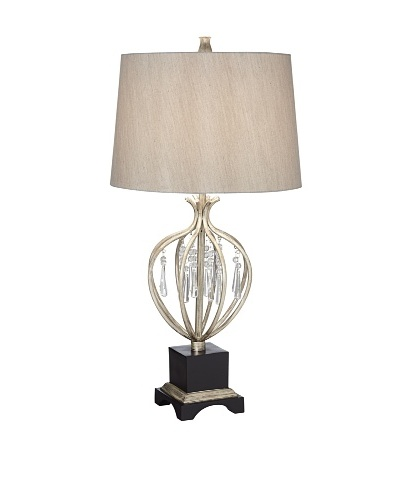 Swiss Chalet Collection Table Lamp