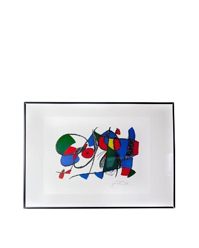 Joan Miró: Volume II, Litho VIII