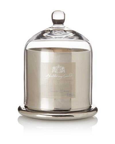 Apothecary Guild Large Candle Jar with Glass Dome, Siberian Fur Scent