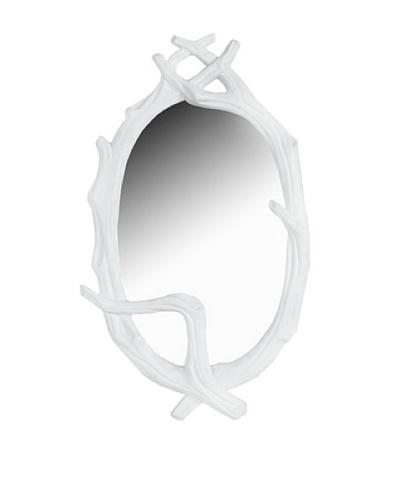 Mirror, White