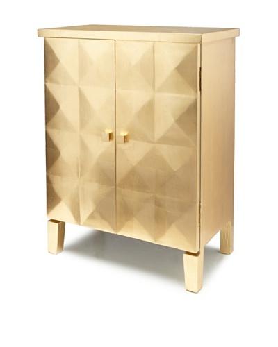 Double Door Cabinet [Gold Leaf]