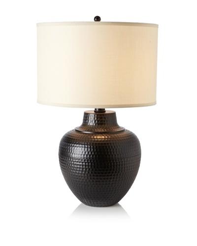 Maison Loft Table Lamp, Black Bronze/Gold